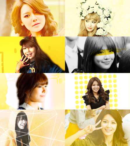 Sooyoung ~ Color