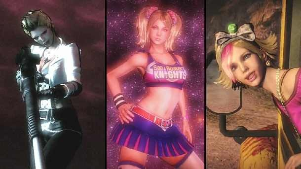 Lollipop Chainsaw Images Starling Sisters Wallpaper And Background