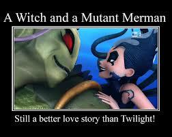 Still a better 愛 story...