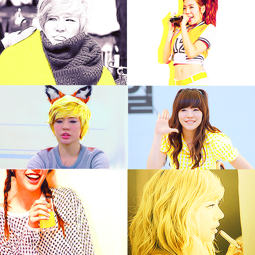 Sunny ~ Color