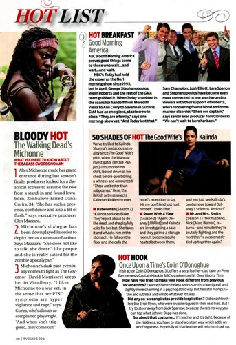 TV Guide - Magazine Scan - 19th November - 2nd December 2012