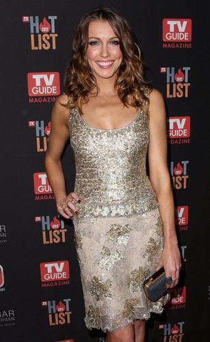 TV Guide Magazine's 2012 Hot lijst Party - Arrivals