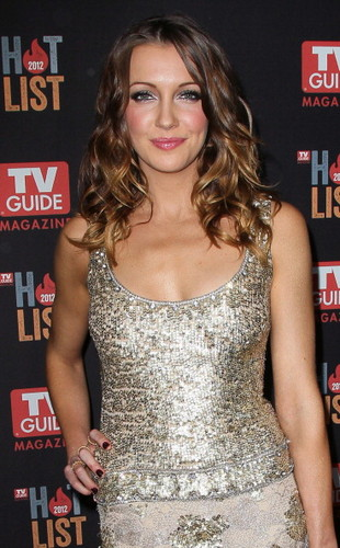 TV Guide Magazine's 2012 Hot lista Party - Arrivals
