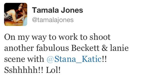 Tamala Jones Tweets