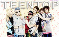 teen-top - Teen Top wallpaper