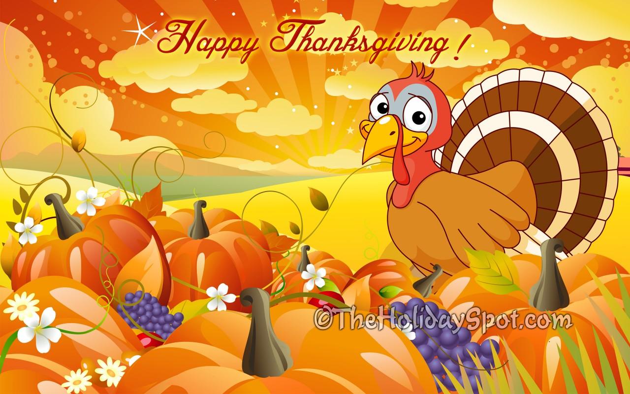 Thanks Giving - Thanksgiving Wallpaper (32715253) - Fanpop