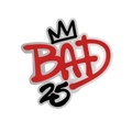 "The ""25th"" Annivesary Edition Of ""BAD"" Logo - michael-jackson photo"