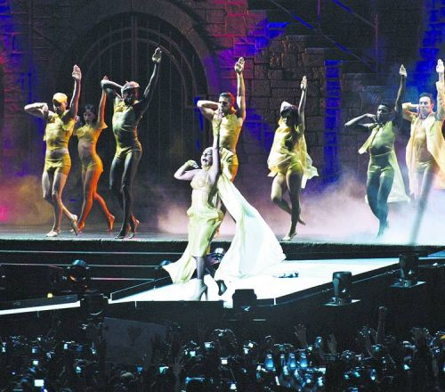 The BTWBall in Buenos Aires, Argentina