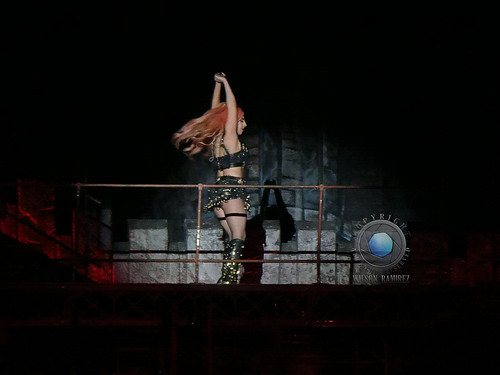 The Born This Way Ball Tour in Bogotá