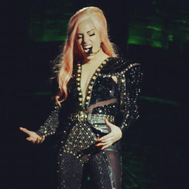 The Born This Way Ball Tour in Porto Alegre