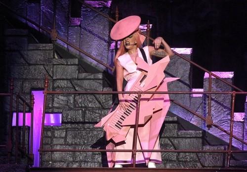 The Born This Way Ball Tour in Rio de Janeiro