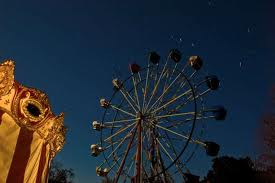 The Ferris Wheel At Neverland Ranch