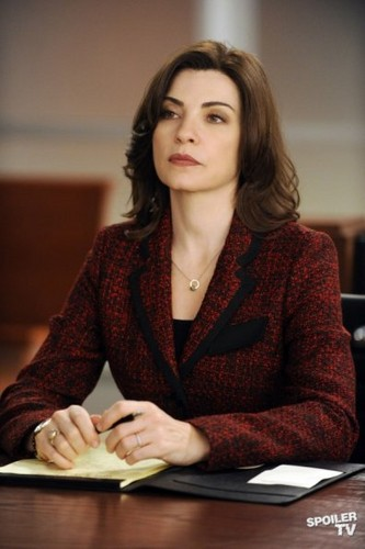 The Good Wife - Episode 4.08 - Here Comes the Judge - Promotional foto