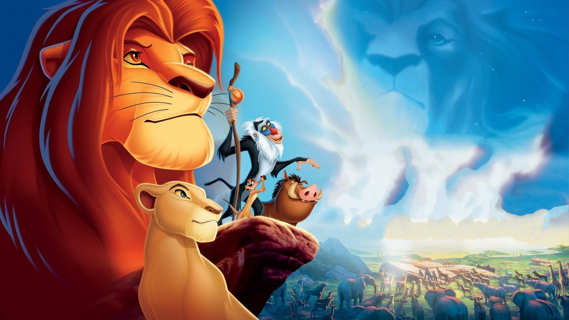 The Lion King Images The Lion King Hd Wallpaper And Background