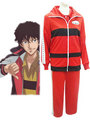 The Prince Of Tennis Rikkai Junior High School Winter Uniform Cosplay Costume - prince-of-tennis photo