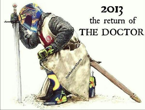 Valentino Rossi the Doctor