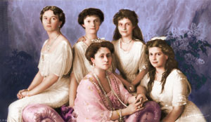 The Romanov Women