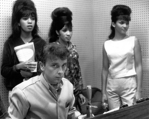 The Ronettes & Phil Spector