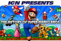 The history of Super Mario Bros