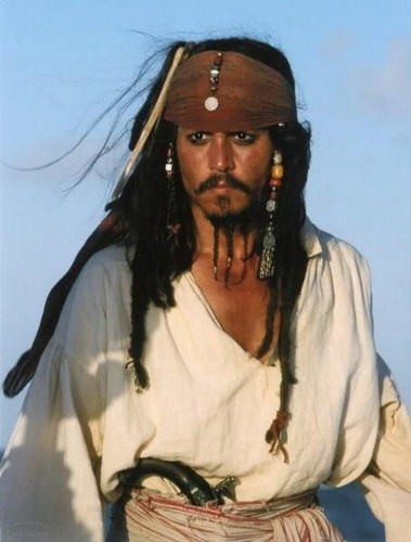 The hottest pirate around ♥