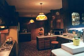 The kitchen at Graceland