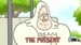 The present Skips - regular-show icon