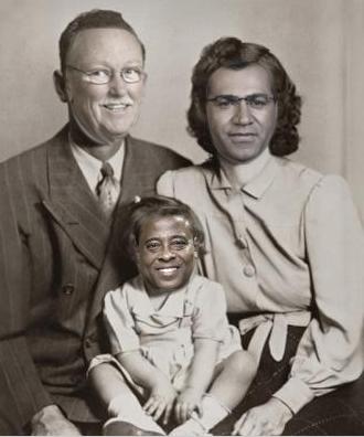 They retarded gay family