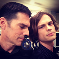Thomas & Matthew - matthew-gray-gubler photo