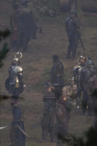 Thor 2 On Set