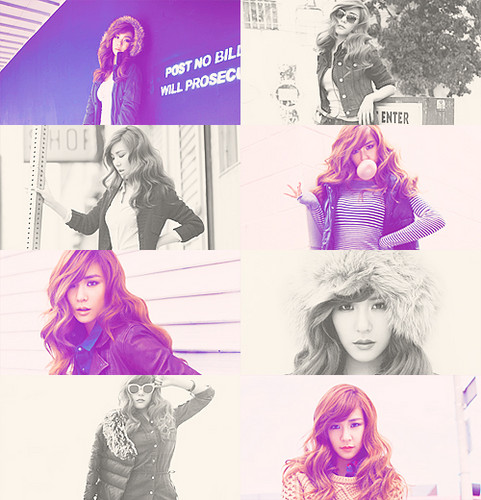 Tiffany ~ Color