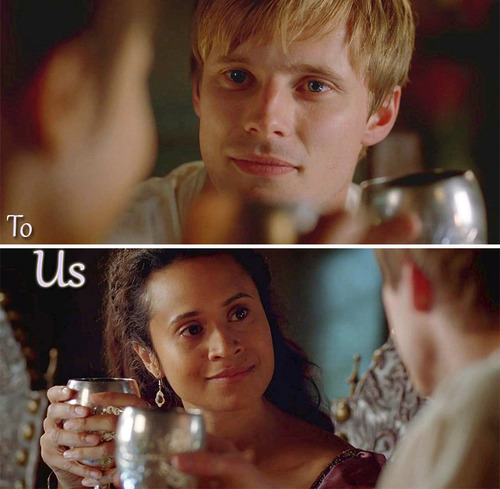 To Us - Arthur and Guinevere Rule!