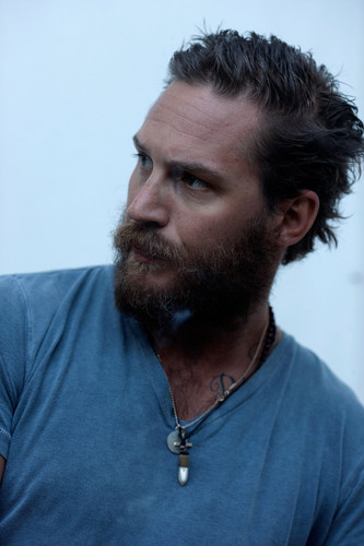 Tom Hardy Photoshoot