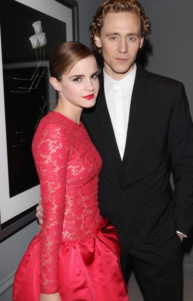 Tom Hiddleston & Emma Watson - Tom Hiddleston Photo