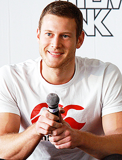 Tom Hopper: The Definition of Wholesome (4)