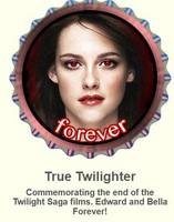 True Twilighter ٹوپی