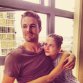 Twitter Pictures Of The Cast - arrow-cw photo