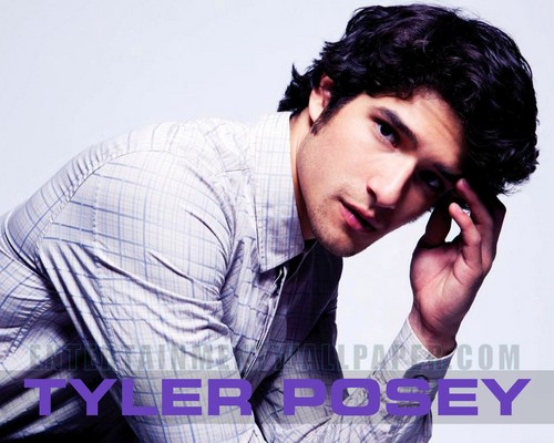 Tyler Posey wallpaper containing a portrait titled Tyler Posey