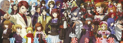 Umineko characters