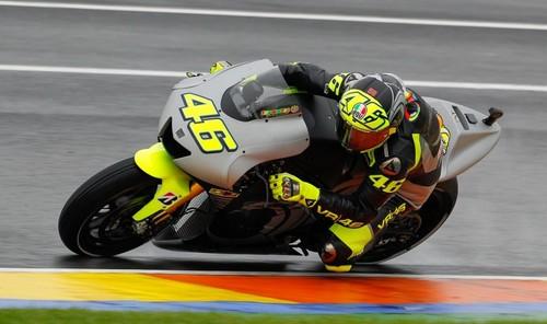 Valencia MotoGP Test
