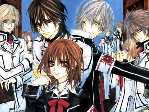 vampire knight wallpaper entitled Vampire Knight