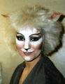 Victoria The White Cat - Amanda Courtney - Davies 1986 London Cast