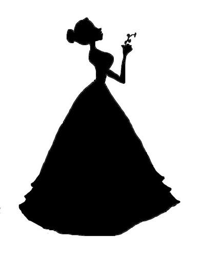 Victoria's silhouette made sejak me