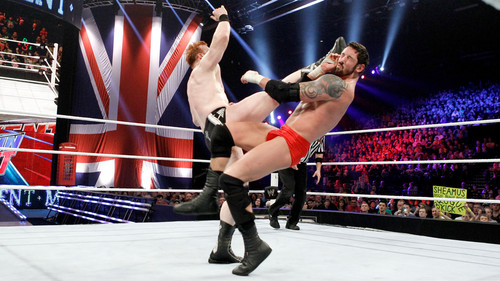 WWE Main Event Digitals 11/7/12