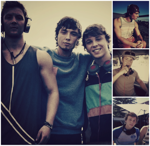 Emblem 3 wallpaper entitled Wallpapers