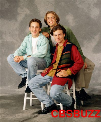 Will Friedle wallpaper probably with a business suit and a well dressed person entitled Will, Ben, Rider
