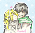 Winter - percabeth photo
