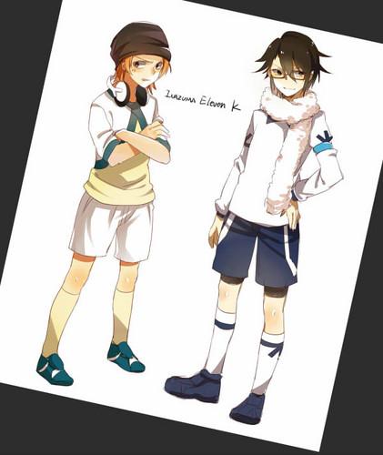 Yata x Saruhiko