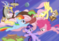 Yes. It's A gppony, pony Dump.