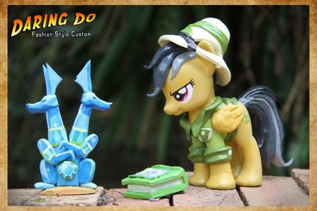 Yes. It's A gppony, pony Dump.