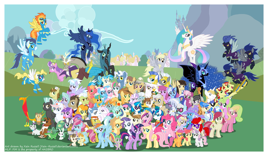 Yes. It's A Pony Dump. - My Little Pony Friendship is ...